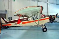 I-LETY @ LIDT - Piper PA-18-150 Super Cub [18-7909095] Trento-Mattarello~I 17/07/2004