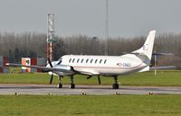 D-CNAG @ EGSH - About to take off on run way 27. - by Graham Reeve