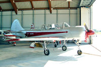 RA-3032K @ LIDF - Yakovlev Yak-52 [889203] Fano~I 15/07/2004