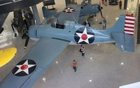 3969 @ NPA - F4F-3A Wildcat - by Florida Metal