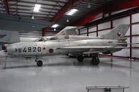 4820 @ TIX - Mig-21U - by Florida Metal