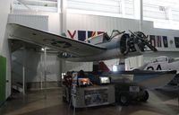 5725 - OS2U-1 Kingfisher at Battleship Alabama - by Florida Metal