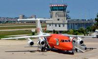 I-TNTC @ LIBP - BAe 146-200QT Quiet Trader [E2078] (TNT Airways) Pescara~I 15/07/2004