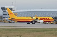 G-DHLG @ EGNX - DHL B767 Logo Freighter at East Midlands