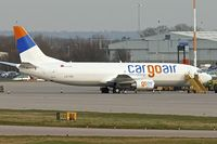 LZ-CGS @ EGNX - Cargoair Freighter at East Midlands - by Terry Fletcher