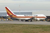 N715CK @ EGNX - Kalitta Air B747 at East Midlands