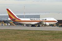 N715CK @ EGNX - Kalitta Air B747 at East Midlands