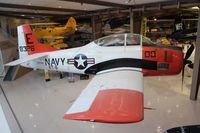 138326 @ NPA - T-28B Trojan - by Florida Metal
