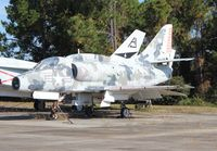 145077 @ NPA - A-4L Skyhawk - by Florida Metal