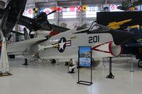145347 @ NPA - F-8 Crusader - by Florida Metal