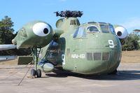 145864 @ NPA - Sikorsky CH-37C Mojave - by Florida Metal