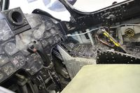 149134 @ NPA - F-8H Cockpit - by Florida Metal