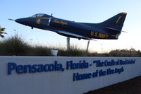 149563 @ PNS - A-4C Skyhawk - by Florida Metal
