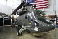 150181 - Kaman SH-2F Seasprite at Battleship Alabama - by Florida Metal