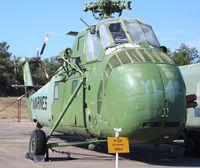 150227 @ NPA - UH-34D Seahorse - by Florida Metal