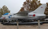 152647 - A-7A Corsair II in High Springs FL - by Florida Metal
