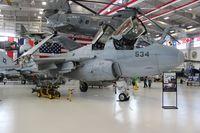 156481 @ NPA - EA-6B Prowler - by Florida Metal