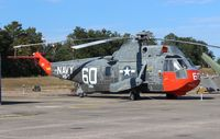 156484 @ NPA - SH-3H Sea King - by Florida Metal