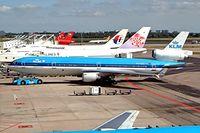 PH-KCC @ EHAM - McDonnell Douglas MD-11 [48557] (KLM Royal Dutch Airlines) Amsterdam-Schiphol~PH 13/09/2003