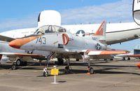 159795 @ NPA - TA-4J Skyhawk - by Florida Metal