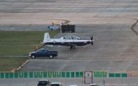 165985 @ NPA - T-6A Texan II taken from lighthouse - by Florida Metal