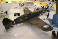 AK255 @ NPA - P-40C Tomahawk