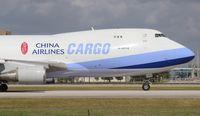 B-18712 @ MIA - China Cargo 747-400