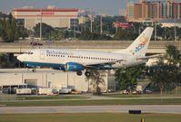 C6-BFD @ FLL - Bahamas Air 737-500