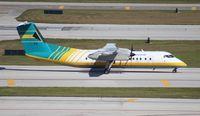 C6-BFG @ FLL - Bahamas Air Dash 8