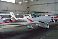 D-EAQL @ EDBK - Aquila A210 (AT01) [AT01-145] Kyritz~D 20/05/2006 - by Ray Barber