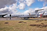 M-USIC @ EGHH - At Thurston Aviation - by John Coates