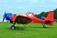D-FOMG @ EDBK - PZL-Mielec M-18A Dromader [1Z021-13] Kyritz~D 20/05/2006 - by Ray Barber