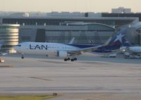 CC-BDJ @ MIA - LAN 767-300 - by Florida Metal
