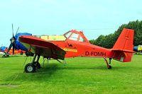 D-FOMH @ EDBK - PZL-Mielec M-18A Dromader [1Z021-14] Kyritz~D 20/05/2006 - by Ray Barber