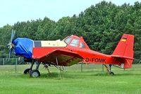 D-FOMK @ EDBK - PZL-Mielec M-18A Dromader [1Z021-17] Kyritz~D 20/05/2006 - by Ray Barber