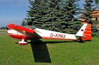 D-KMAX @ EDBK - Scheibe SF-25C Falke 2000 [44381] Kyritz~D 20/05/2006 - by Ray Barber