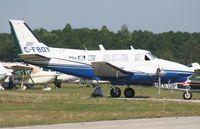 C-FBOY @ LAL - Beech A65 Queen Air