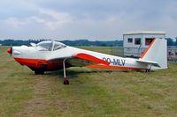 OO-MLV @ EBDT - Scheibe SF-25C Falke [44281] (Diest Aero Club) Schaffen-Diest~OO 10/08/2006