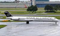 OY-KHP @ EHAM - McDonnell-Douglas DC-9-81 [53007] (SAS Scandinavian Airlines) Amsterdam-Schiphol~PH 10/08/2006