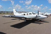 C-FJMM @ LAL - Piper PA-34-220T