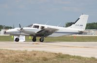 C-FJMM @ LAL - Piper PA-34-220T - by Florida Metal