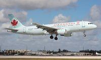 C-FKCR @ MIA - Air Canada A320