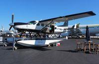 C-FMSK @ ORL - Cessna 208 Caravan on floats - by Florida Metal