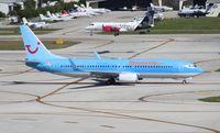 C-FPZB @ FLL - Sunwing TUI hybrid 737-800