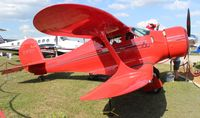C-FTTY @ LAL - Beech D17S Staggerwing - by Florida Metal