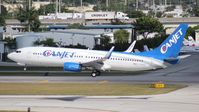 C-FXGG @ FLL - Can Jet 737-800 - by Florida Metal
