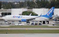 C-FYQO @ FLL - Can Jet 737-800