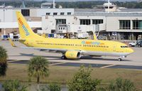C-FYUH @ MCO - Sunwing 737-800 hybrid TUIFly Germany colors