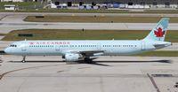 C-GITY @ FLL - Air Canada A321