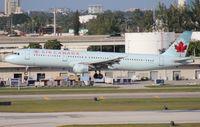C-GJWO @ FLL - Air Canada A321